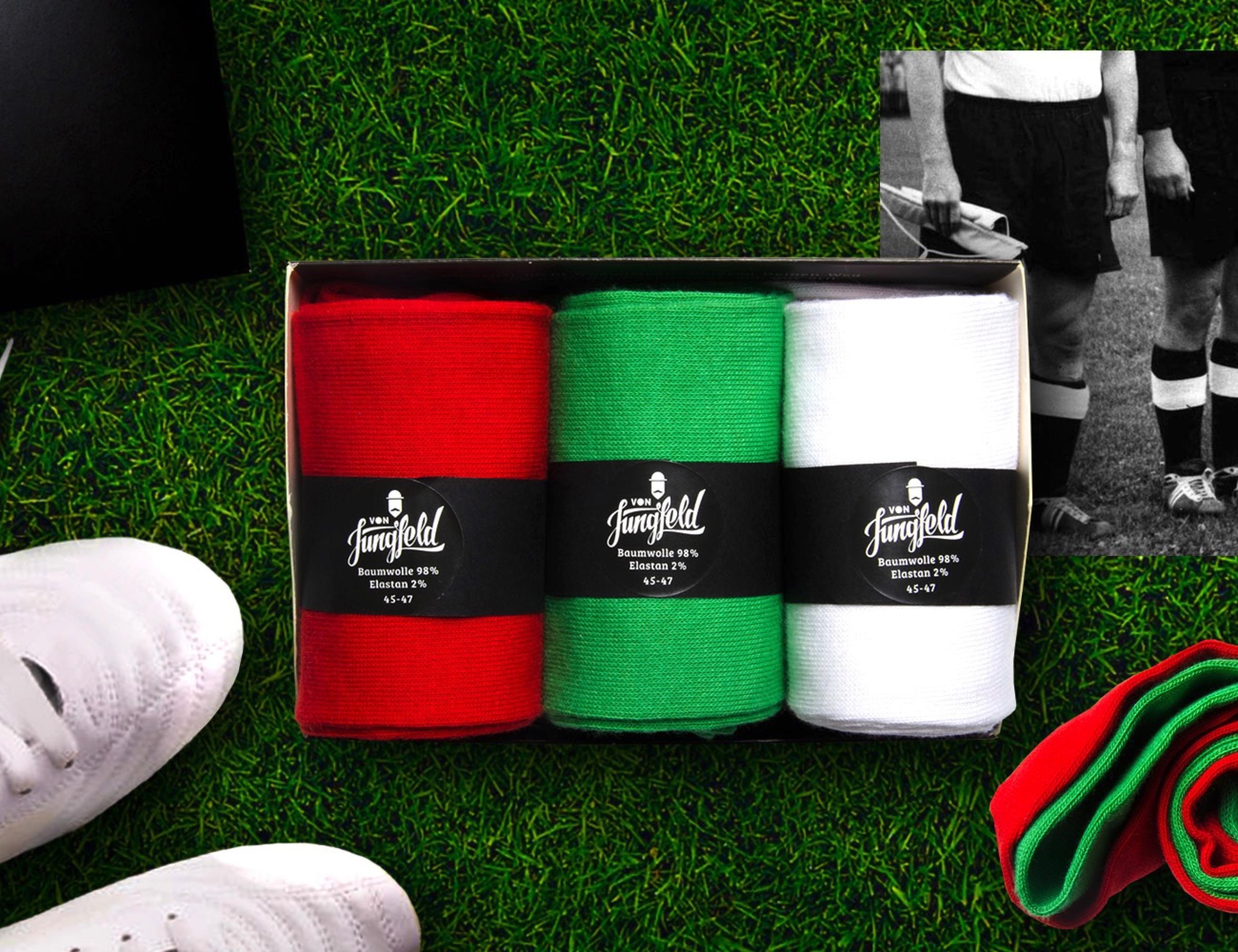 augsburger liebe buli 17 limited von jungfeld bunte und farbige herrensocken und boxershorts. Black Bedroom Furniture Sets. Home Design Ideas
