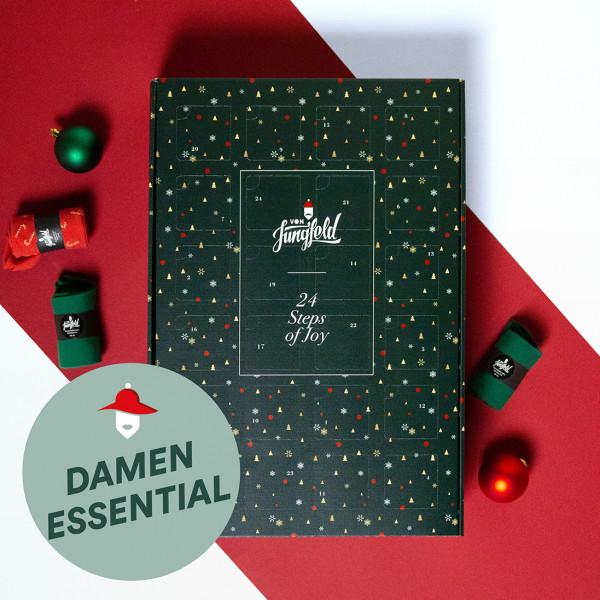 Adventskalender Damen Essential